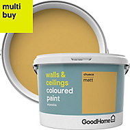 GoodHome Walls & ceilings Chueca Matt Emulsion paint 2.5L
