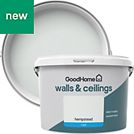 GoodHome Walls & ceilings Hempstead Matt Emulsion paint 2.5L