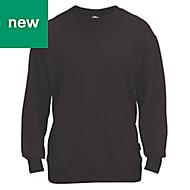 Site Wingleaf Black Sweatshirt X Large