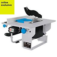 Mac Allister 800W 230-240V 200mm Table Saw MTSP800A