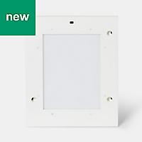 GoodHome Tasuke White Cabinet light, (W)264mm