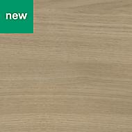 GoodHome Kala Matt Wood effect Worktop edging tape, (L)3m