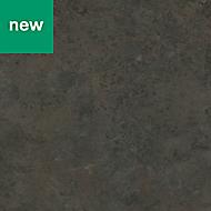 GoodHome Kala Matt Carnival Stone effect Laminate Upstand (L)3000mm