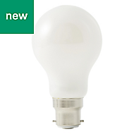 Diall B22 470lm LED GLS Light bulb