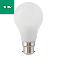 Diall B22 806lm LED GLS Light bulb