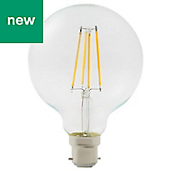 Diall B22 1521lm LED Globe Light bulb