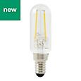 Diall E14 250lm LED T25 Light bulb
