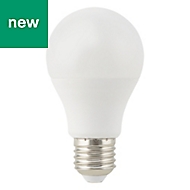 Diall E27 806lm LED GLS Light bulb