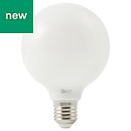 Diall E27 1055lm LED Globe Light bulb