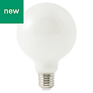 Diall E27 806lm LED Globe Light bulb
