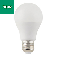 Diall E27 806lm LED Dimmable GLS Light bulb