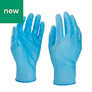 Vinyl Disposable gloves, X Large