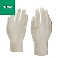 Site Latex Disposable gloves, Medium