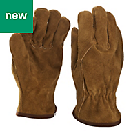 Verve Brown Non safety gloves Medium