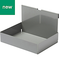 GoodHome Amantea Stainless Steel Box
