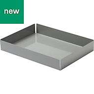 GoodHome Amantea Stainless Steel Tray