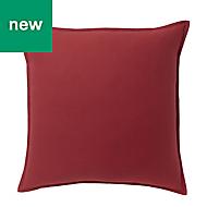 Hiva Plain Red Cushion