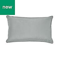 Klama Plain Blue grey Cushion