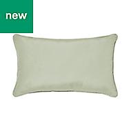 Klama Plain Blue green Cushion