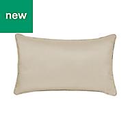 Klama Plain Light brown Cushion