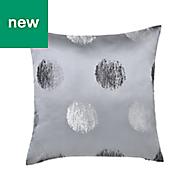 Kolla Spotted Grey Cushion