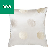 Kolla Spotted Beige Cushion