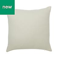 Kosti Plain Cream Cushion