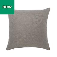 Kosti Plain Grey Cushion