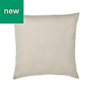 Taowa Plain Beige Cushion