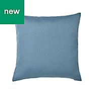 Taowa Plain Blue Cushion