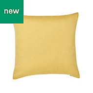 Taowa Plain Yellow Cushion