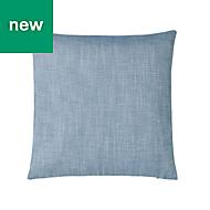 Tiga Plain Blue green Cushion
