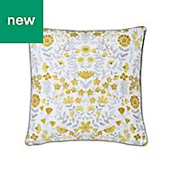 Salem Floral Multicolour Cushion