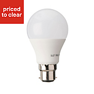 Diall B22 LED Classic Light bulb