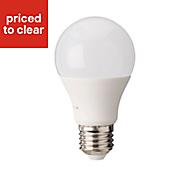Diall E27 Classic LED Light bulb