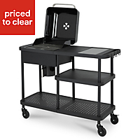 Blooma Rockwell 220 Black Charcoal Barbecue