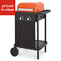 Rockwell 200 Orange Gas Barbecue