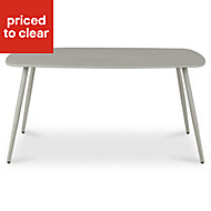 Dorsey Metal Dining Table