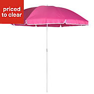 Curacao 1.8 m Pink Parasol