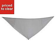 3m Grey Shade sail