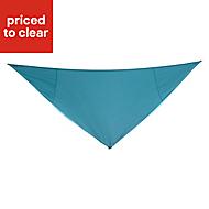 3m Blue Shade sail