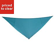 3 m Blue Shade sail