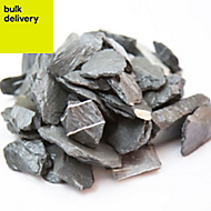 Blooma Grey Decorative slate chips 17000g
