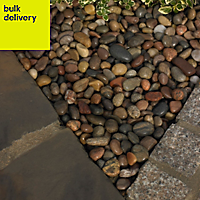 Multicolour Scottish pebbles 790kg