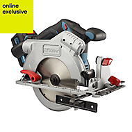 Erbauer EXT 18V 165mm Cordless Circular saw ECS18-Li