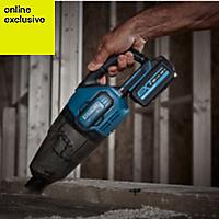 Erbauer EVAC18-Li - Bare EXT Cordless Dry vacuum