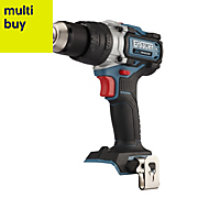 Erbauer EXT Cordless 18V Lithium-ion Brushless Combi drill ECDT18-Li-2 - Bare