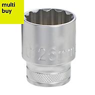 """Magnusson ½"""" Standard Socket 26mm"""