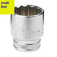 """Magnusson ½"""" Standard Socket 27mm"""