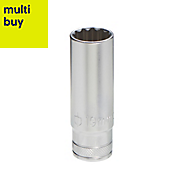 "Magnusson ½"" Deep Socket 19mm"
